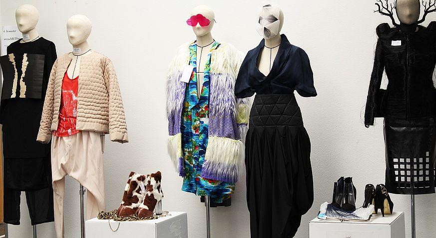 Mode Design Studium | Studium